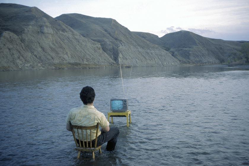 television_de_riviere